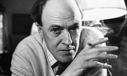 Quote Of The Day – Roald Dahl